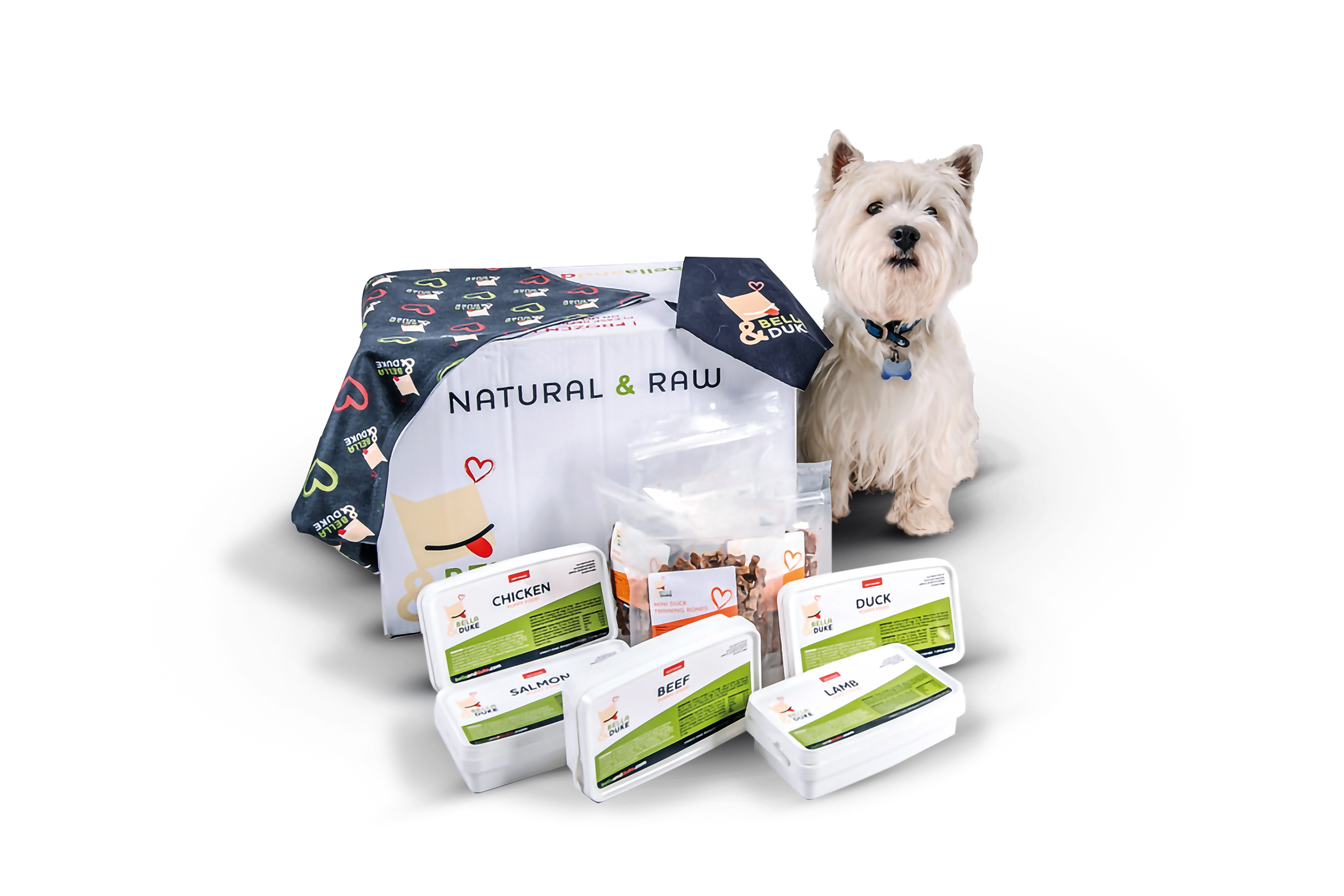 Raw Dog Food Subscription