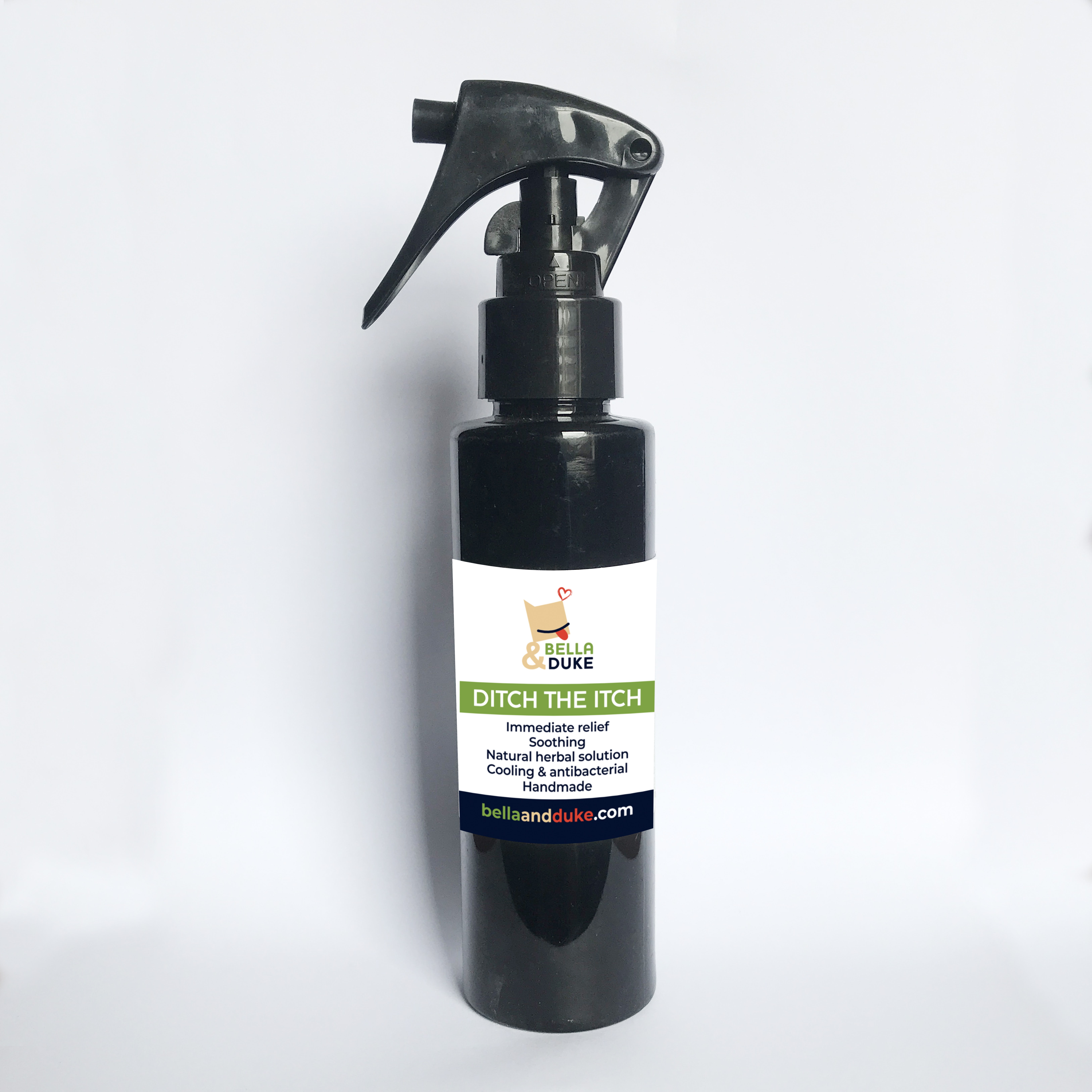 natural anti itch spray for dogs