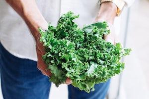 Kale & Leafy greens ingredient